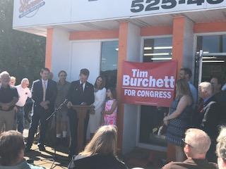 An Update on MayorBurchett