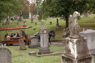 Old Gray  Lantern and Carriage Tour is THIS SUNDAY!
