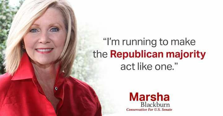 Tailgate With Congresswoman MarshaBlackburn
