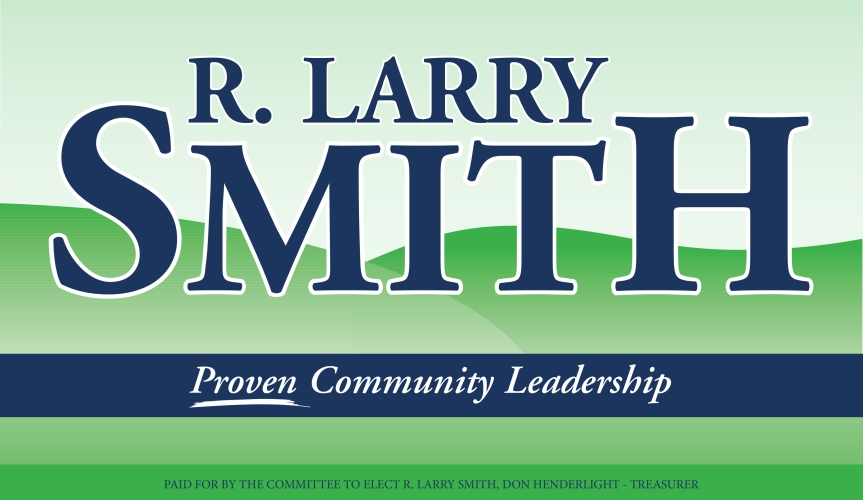 Welcome Larry Smith
