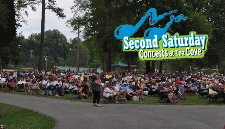 Second Saturday Concerts at the Cove