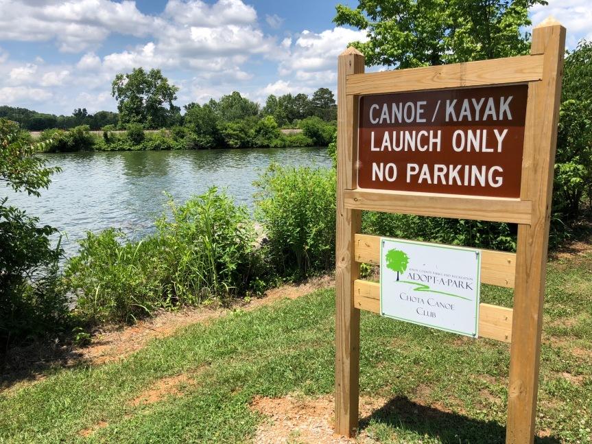 Kayak Launch pic